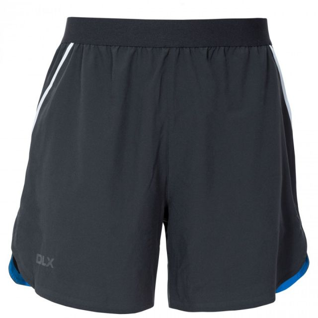 DLX Men's Motions Quick Dry Active Shorts