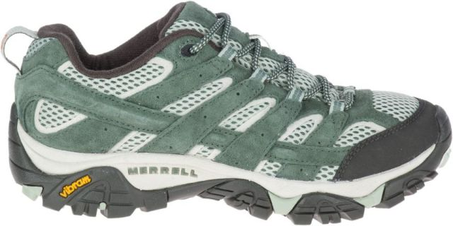 Merrell Womens MOAB 2 Ventilator Walking Shoes Laurel