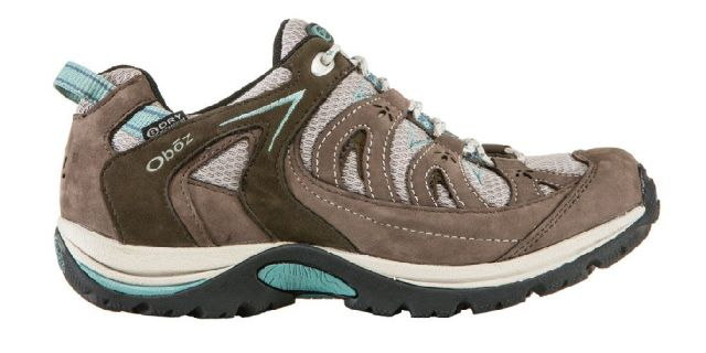 Oboz Womens Mystic Low Bdry Hiking Shoes