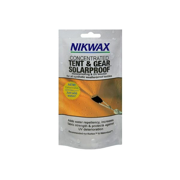 Nikwax Tent & Gear Solarproof Waterproofing Concentrate 1 Litre