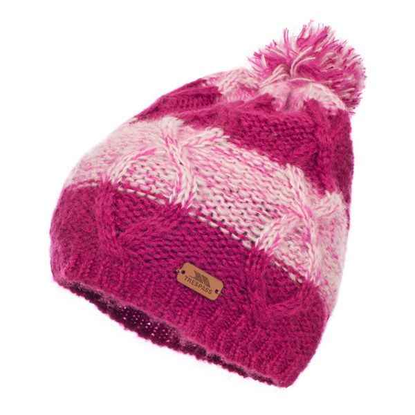 Trespass Women's Noha Bobble Hat
