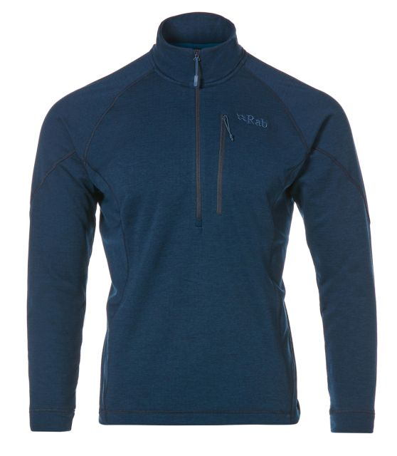 Rab Nucleus Pull-On Mens Fleece Jacket