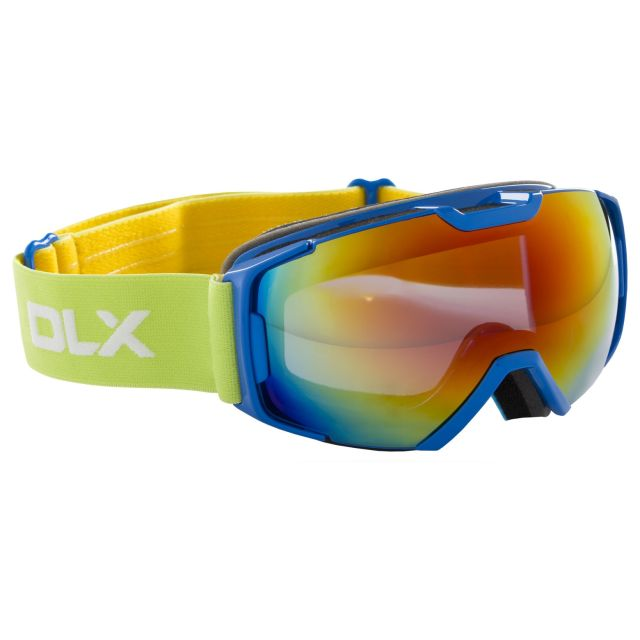 DLX Kid's Oath Ski Goggles