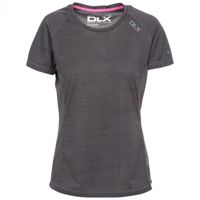 DLX Women's Oracle  Quick Dry Active T Shirt