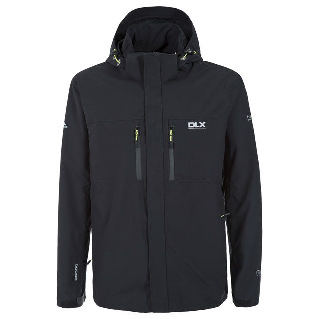 DLX Men's Oswalt Waterproof Jacket