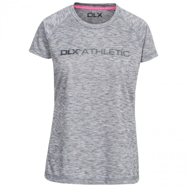 DLX Women's Relays Quick Dry Active T Shirt
