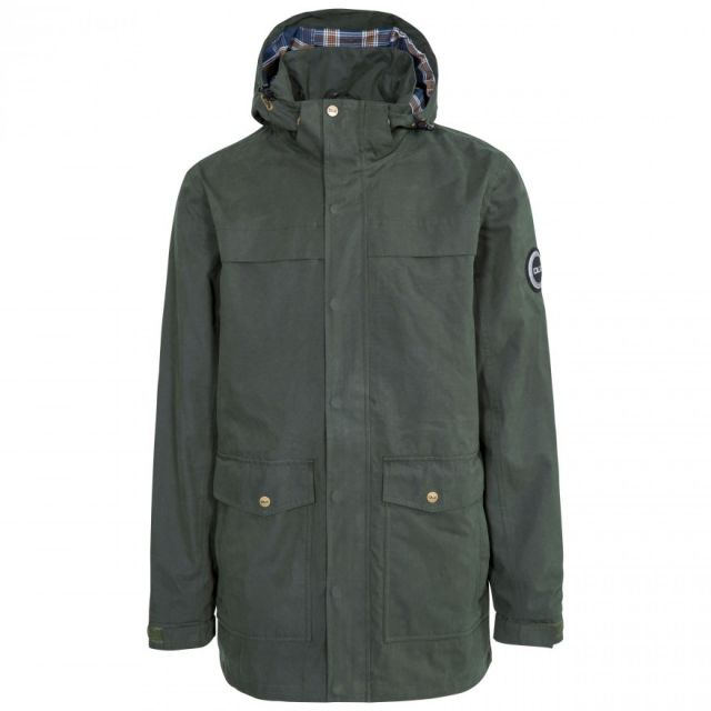 DLX Men's Rowland Waterproof Jacket