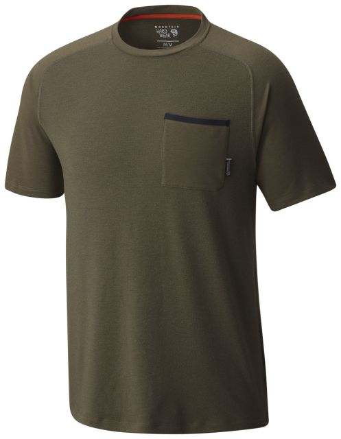 Mountain Hardwear Men's CoolHiker AC Short Sleeve T-Shirt
