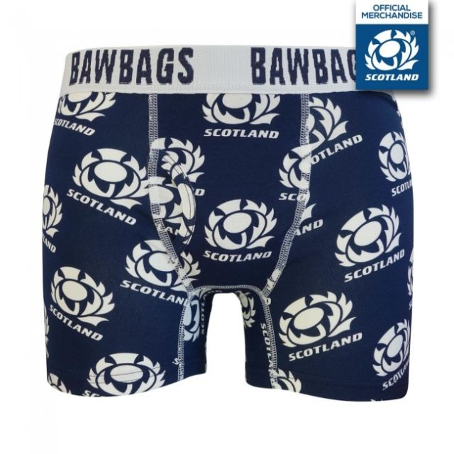 Bawbags Rugby Badge Boxers