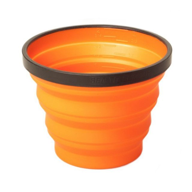 Sea to Summit Collapsible Silicone X Cup 250ml