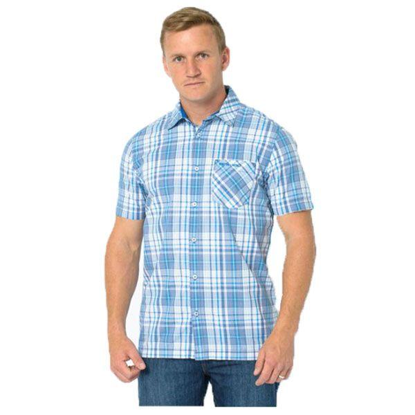 Animal Mens Shyan Check Shirt