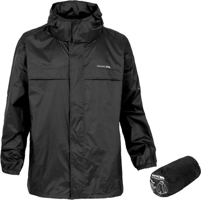 Trespass Men's Packaway Waterproof Jacket
