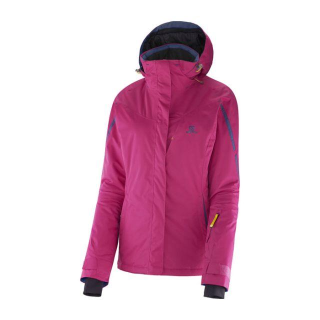 Salomon Womens Supernova Ski Jacket