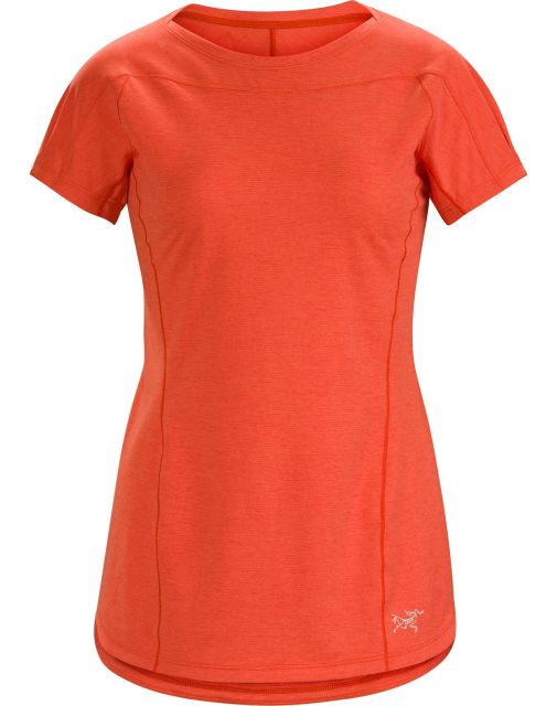Arc'teryx Women's Taema Crew Short Sleeve Base Layer