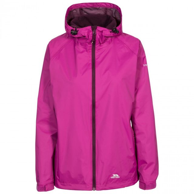 Trespass Women's Tayah II Waterproof Jacket