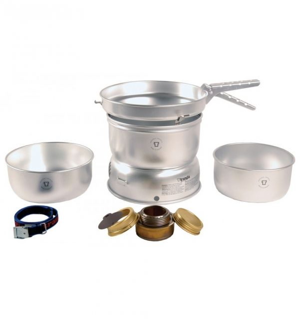 Trangia 25-1 Camping Stove with Alloy pans