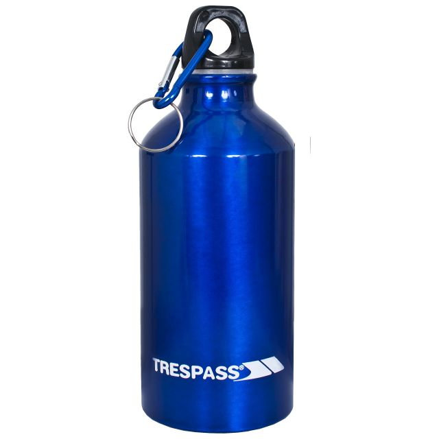 Trespass Swig Water Bottle with Carabineer (500ml)
