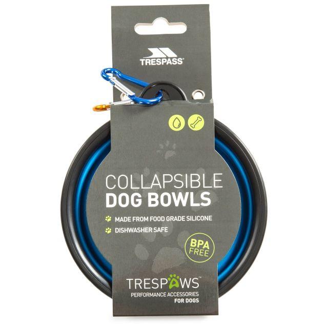 Trespaws Sippy Dog Bowl Set