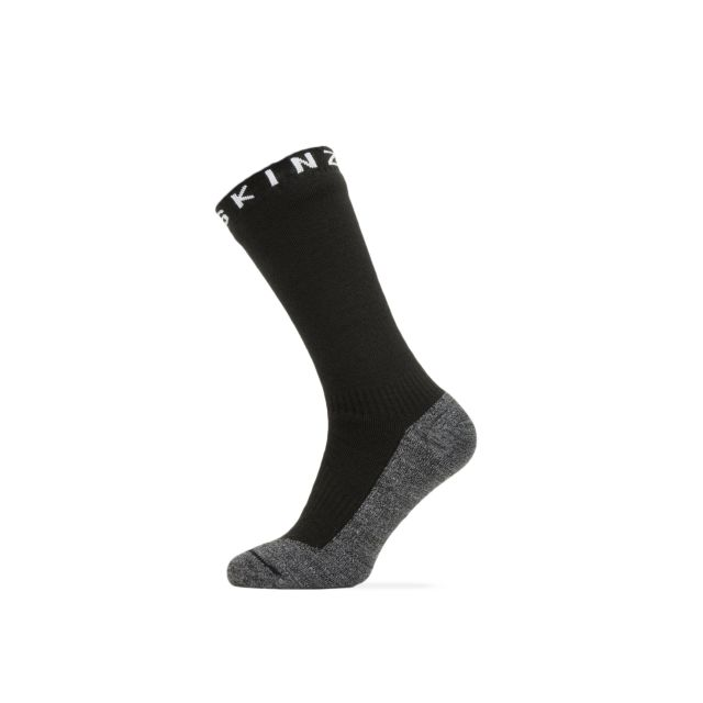 Sealskinz Waterproof Warm Weather Soft Touch Mid Length Sock
