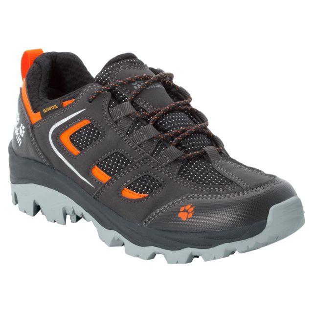 Jack Wolfskin Kids VOJO Texapore Low Walking Shoes