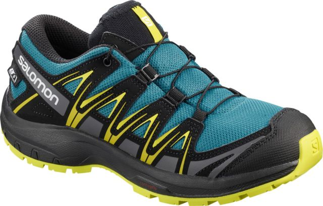 Salomon Kids XA Pro 3D CSWP Trainers