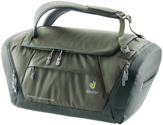 Deuter Aviant Duffel Pro 60 Litre Bag