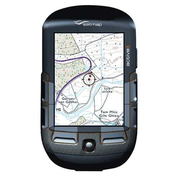 Satmap Active 10 Plus GPS with UK Mapping
