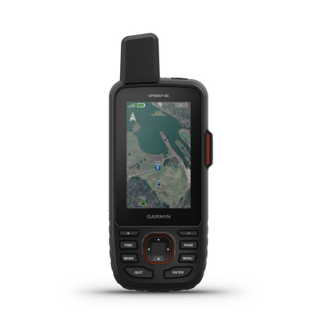 Garmin GPS MAP 66i