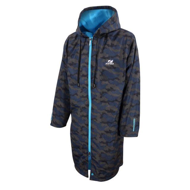 Zone 3 Polar Fleece Parka Dry Robe