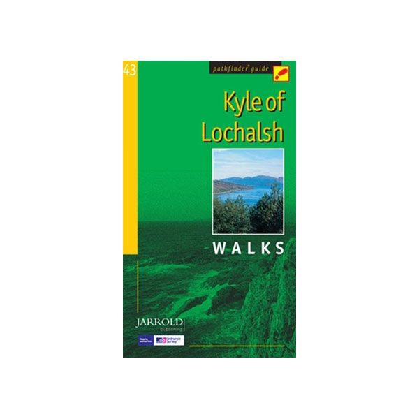 Pathfinder Guides Kyle of Lochalsh Guide Book