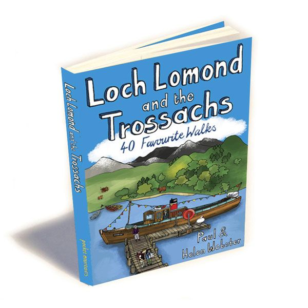 Pocket Mountain Loch Lomond and the Trossachs Guide Book