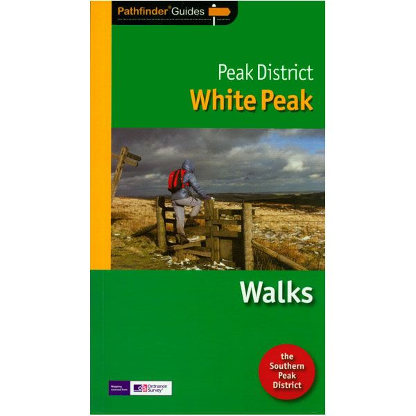 Pathfinder Guides Peak District - White Peak Guide Book