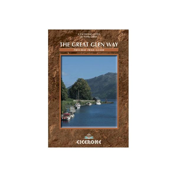 Cicerone The Great Glen Way Guide Book