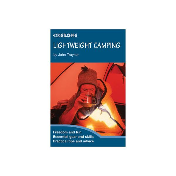 Cicerone Lightweight Camping Guide Book