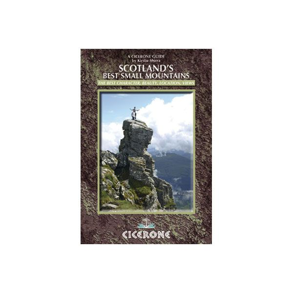 Cicerone Scotland's Best Small Mountains Guide Book