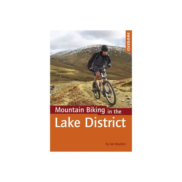 Cicerone Mountain Biking in the Lake District Guide Book