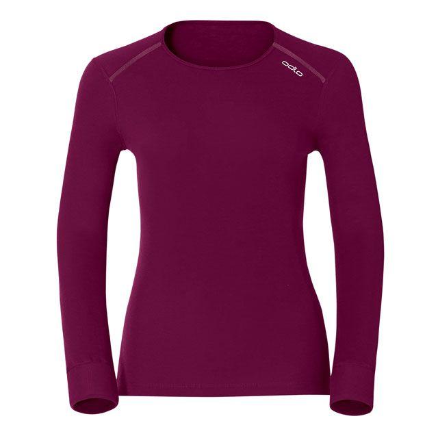 Odlo Women's ACTIVE WARM Long-Sleeve Base Layer Top