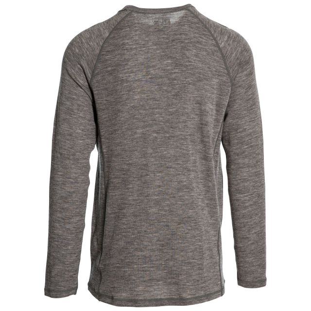 DLX Men's Wexler Merino Wool Base Layer Top