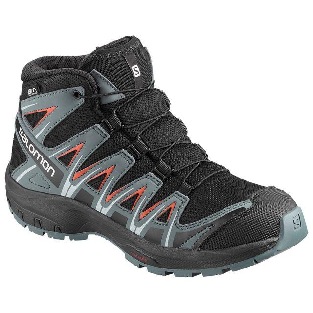 Salomon XA PRO 3D MID CSWP Junior Boot