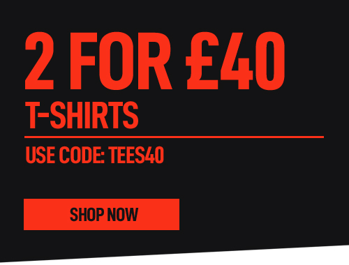 2 For £40 T-Shirts