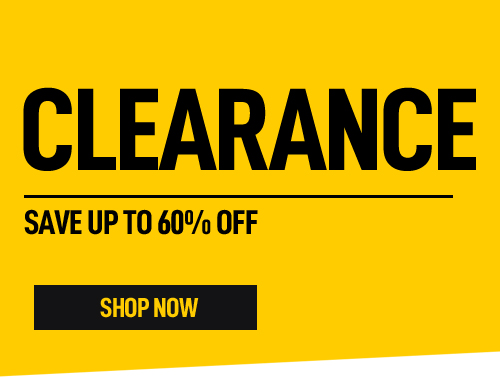 Clearance save up to 60% off