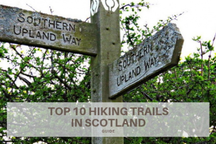 top ten hiking trails in scotland