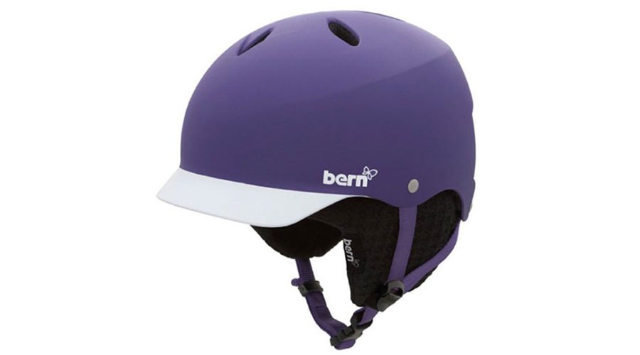 Bern Womens Lenox EPS Ski Helmet