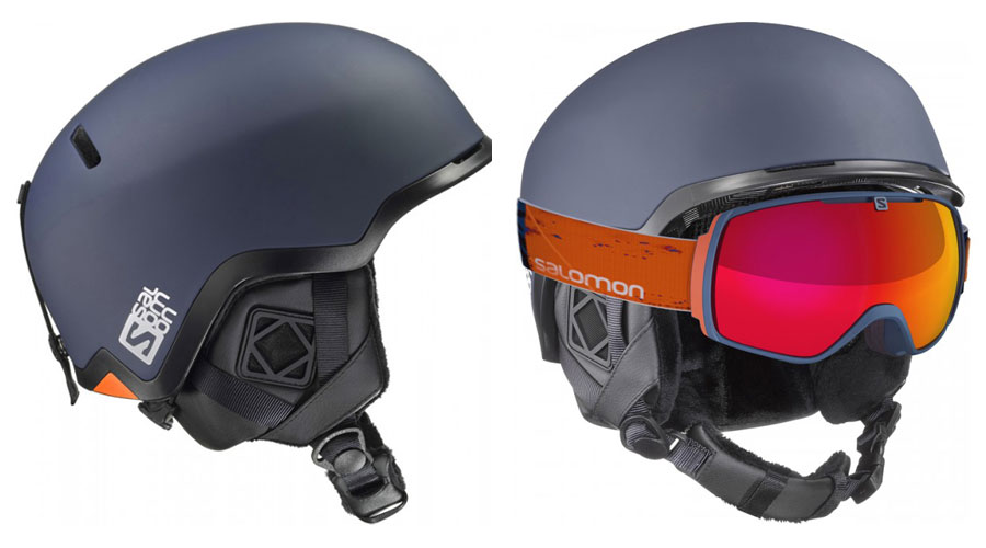 Salomon Hacker All Mountain Ski Helmet