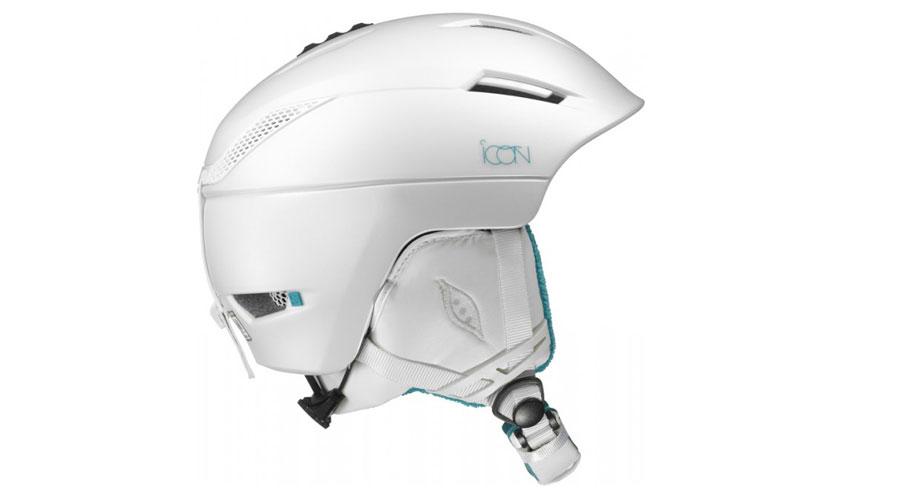 Salomon Womens Icon2 Ski Helmet