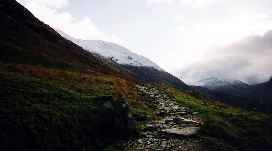Endurance: National 3 Peaks Challenge