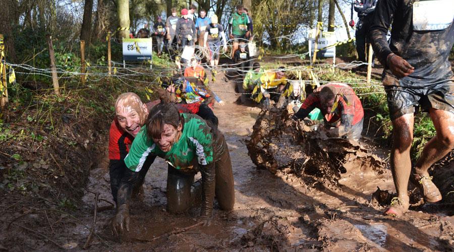Endurance: Wild Mud Run