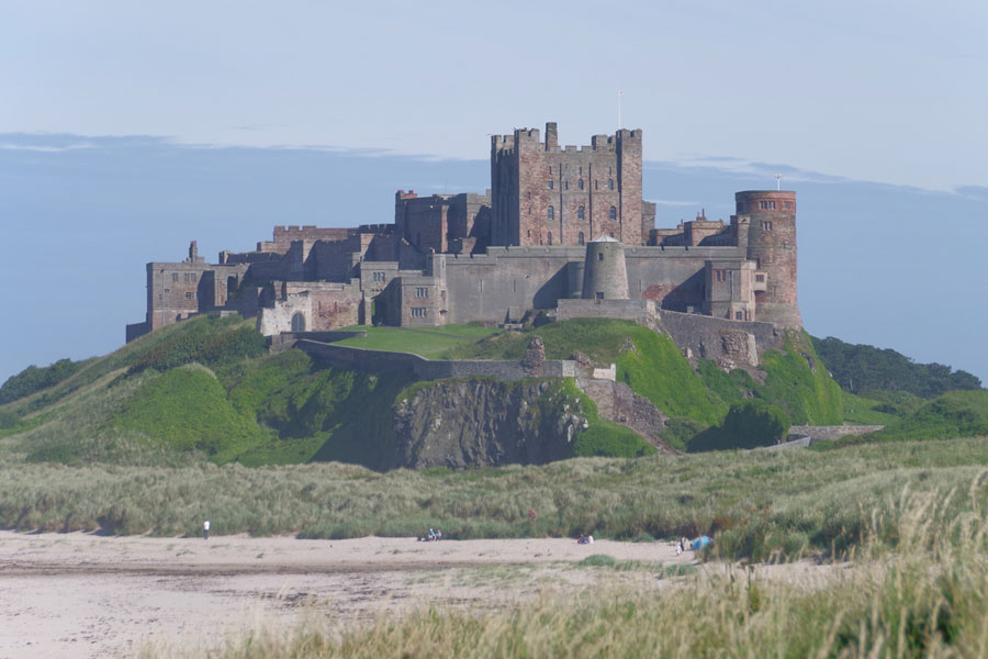 Bamburgh Castle - Flickr