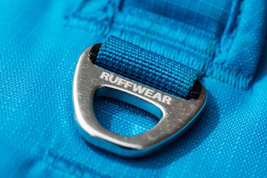 Ruffwear webmaster harness metal buckle