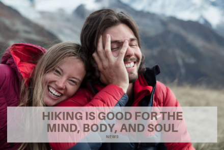 hiking good for mind body soul